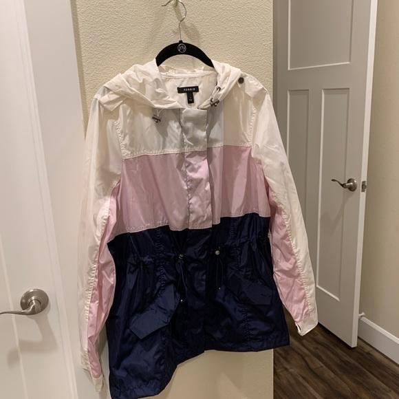 torrid Jackets & Blazers - Torrid light jacket size 1